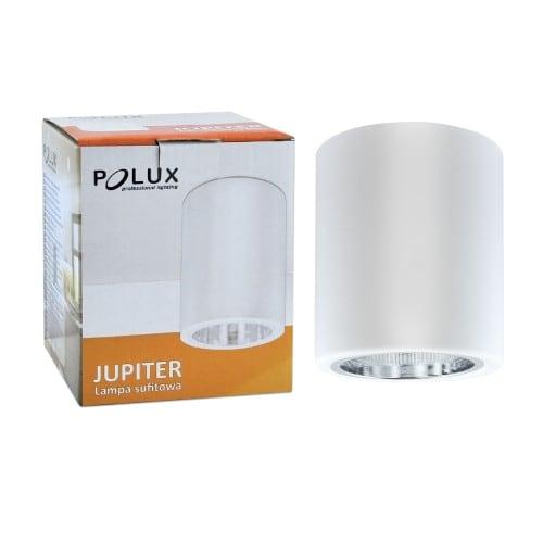 Corp de iluminat metalic de suprafață POLUX JUPITER MD-3011 alb