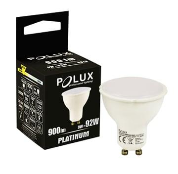 LED-uri POLUX PLATINUM GU10 900lm 3000K LED