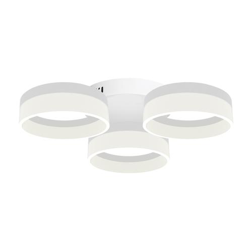 Lampă de tavan cu inel LED de 36 W