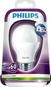 Bec LED PHILIPS 9W 806 lm small 0