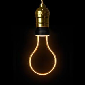 Bec decorativ LED ART, bec 8 W E27 small 1