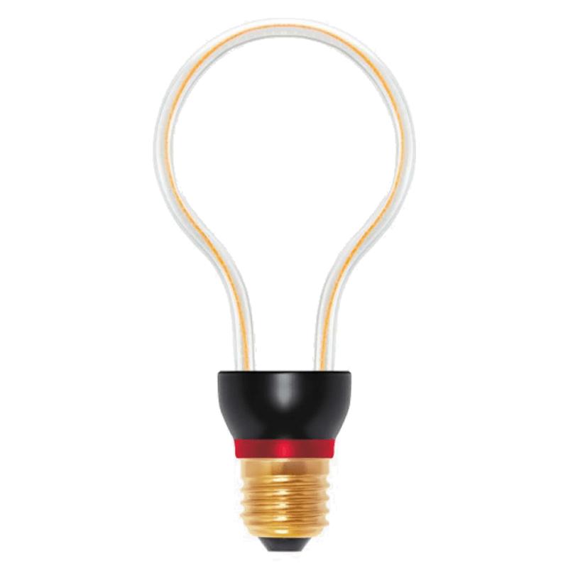 Bec decorativ LED ART, bec 8 W E27
