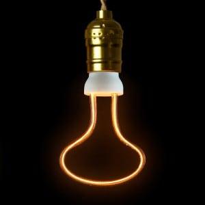 Bec decorativ LED ART reflector, 8W, E27 small 1