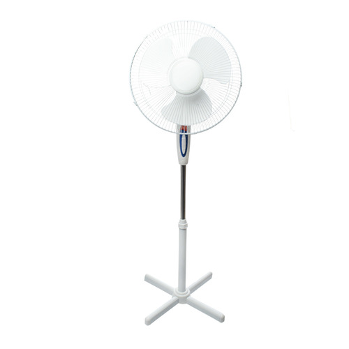 "Ventilator permanent Eko Light de 16 "", alb"