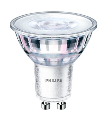 Bec LED CorePro MR16 PHILIPS 4,6 W = 50 W GU10 Alb cald