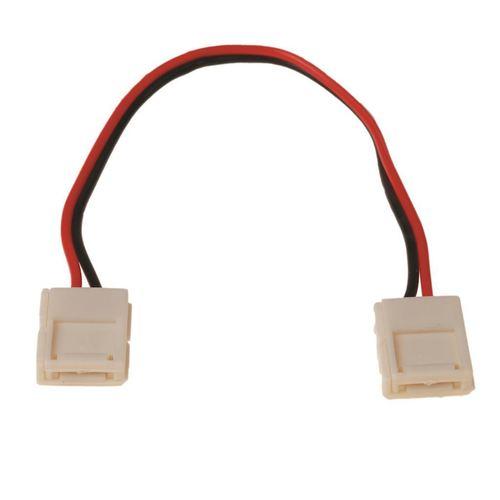 Conector led de 8 mm. Conector pe două laturi.