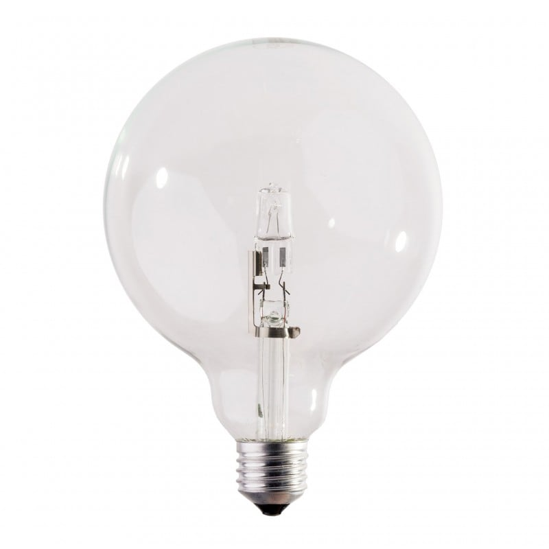 Halogen Bulb decorativ eco 12,5 cm 28 W